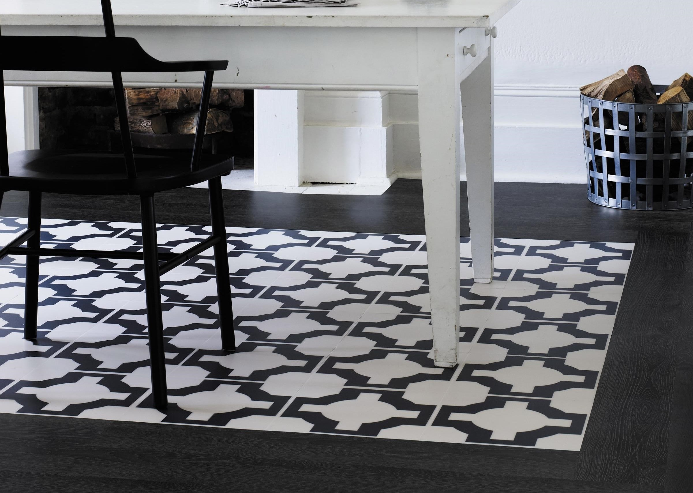 Stunning Luxury Vinyl Flooring Tiles Suitable For Any Room In The Home Including From Some Of Britain S Best Loved Designers