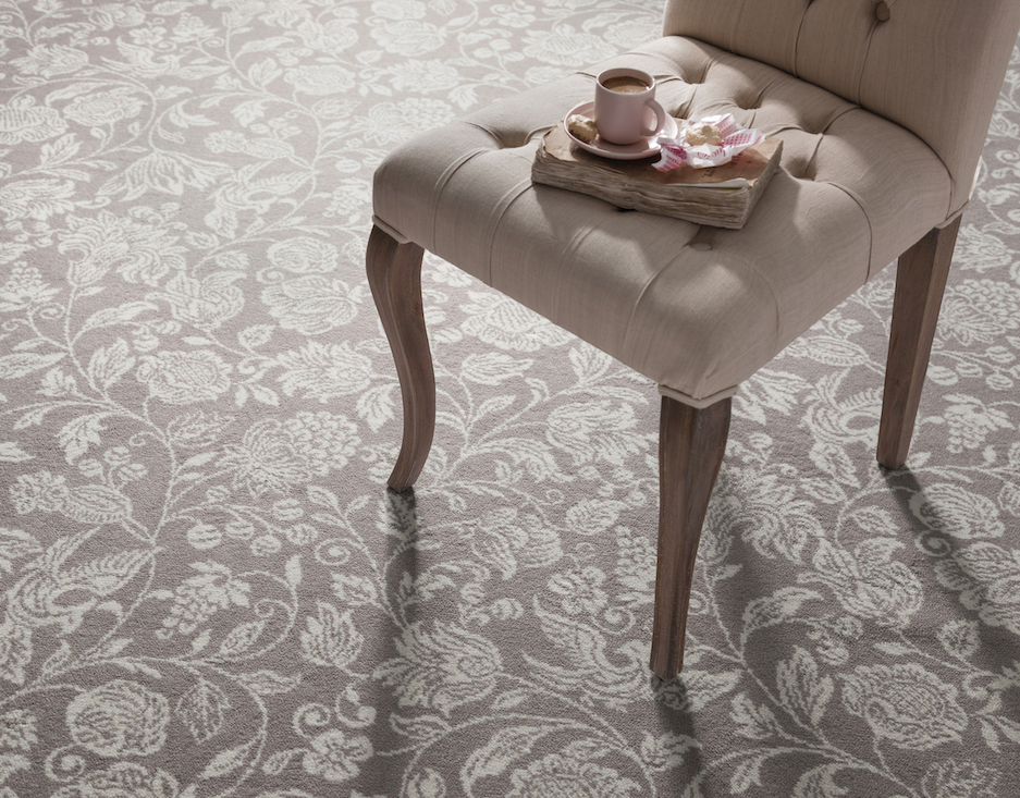 Axminster Carpets Flower Pressing in the Hazy Days collection
