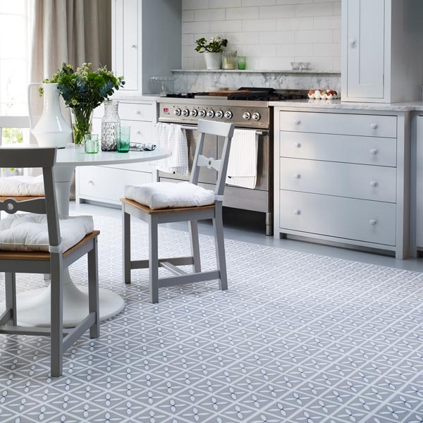 Harvey Maria luxury vinyl flooring - Lattice by Dee Hardwicke in Pebble Grey