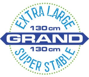 mFLOR GRAND extra large LVT stone effect tiles available from Flooring 4 You Ltd in Cheshire