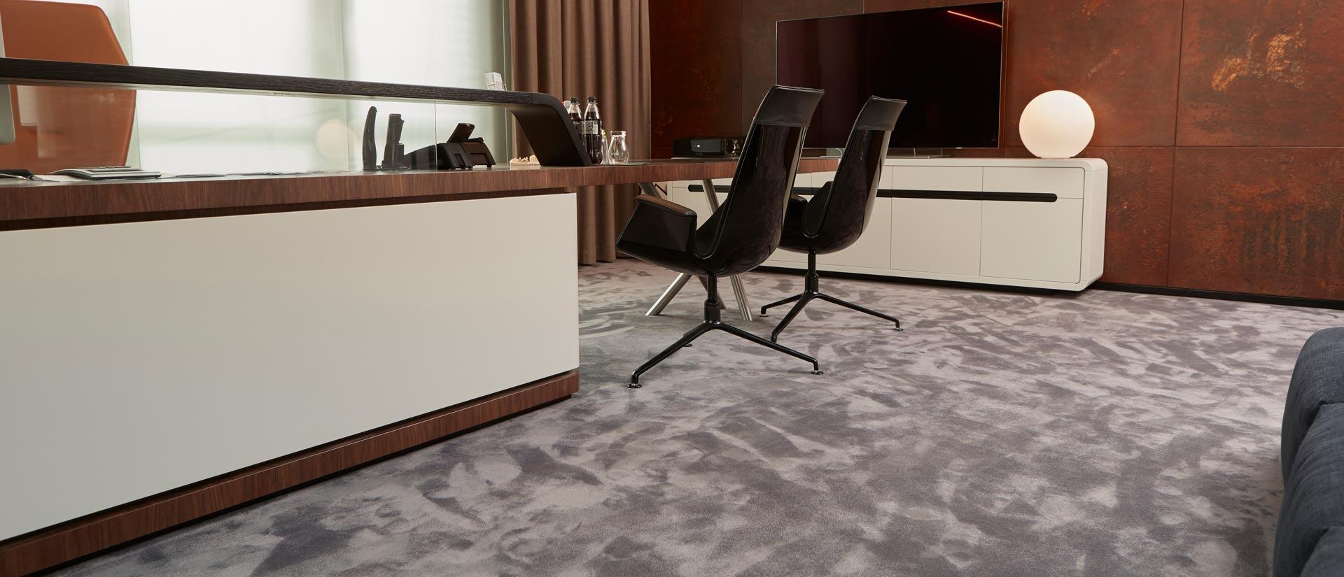 ITC Cannes faux silk carpet available from Flooring 4 You Ltd, luxury flooring specialists in Cheshire