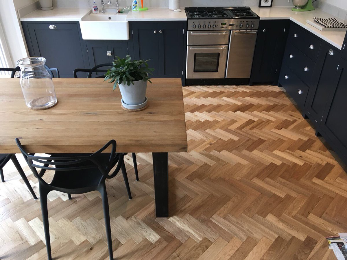 Havwoods HW6402 Cottage Character engineered oak installed by Flooring 4 You Ltd in Cheshire