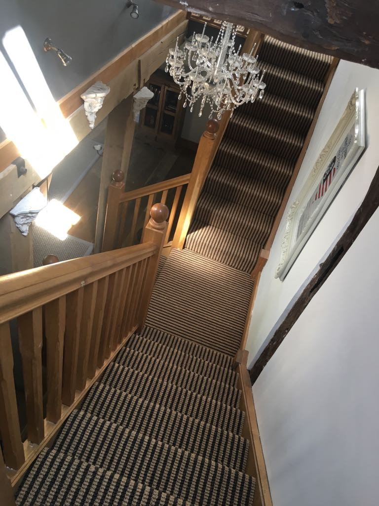 The Bali from Crucial Trading, a sisal and coir floorcovering installed by Flooring 4 You Ltd in Alderley Edge
