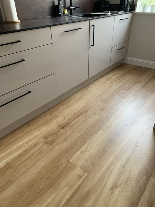 Karndean Van Gogh French Oak LVT installed in Knutsford by Flooring 4 You Ltd