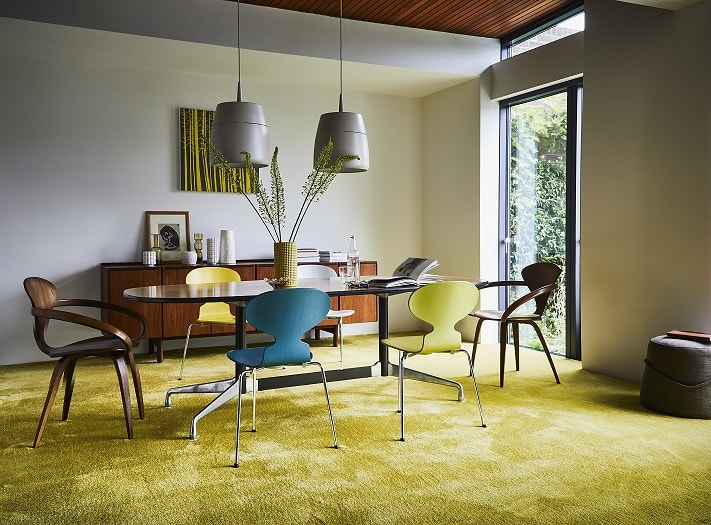 Elements London luxury super soft carpets including TekSilk Synergy collection available from Flooring 4 You