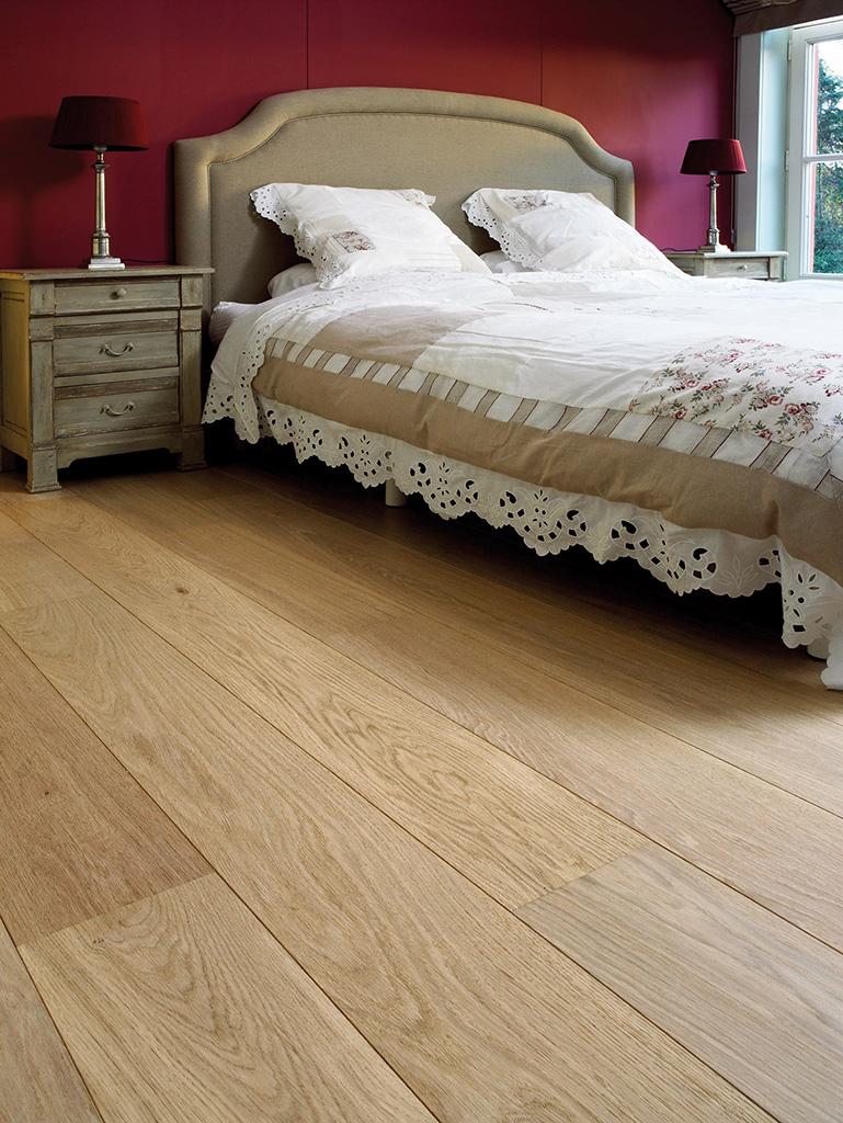 Quick-Step do engineered hardwood floors too!