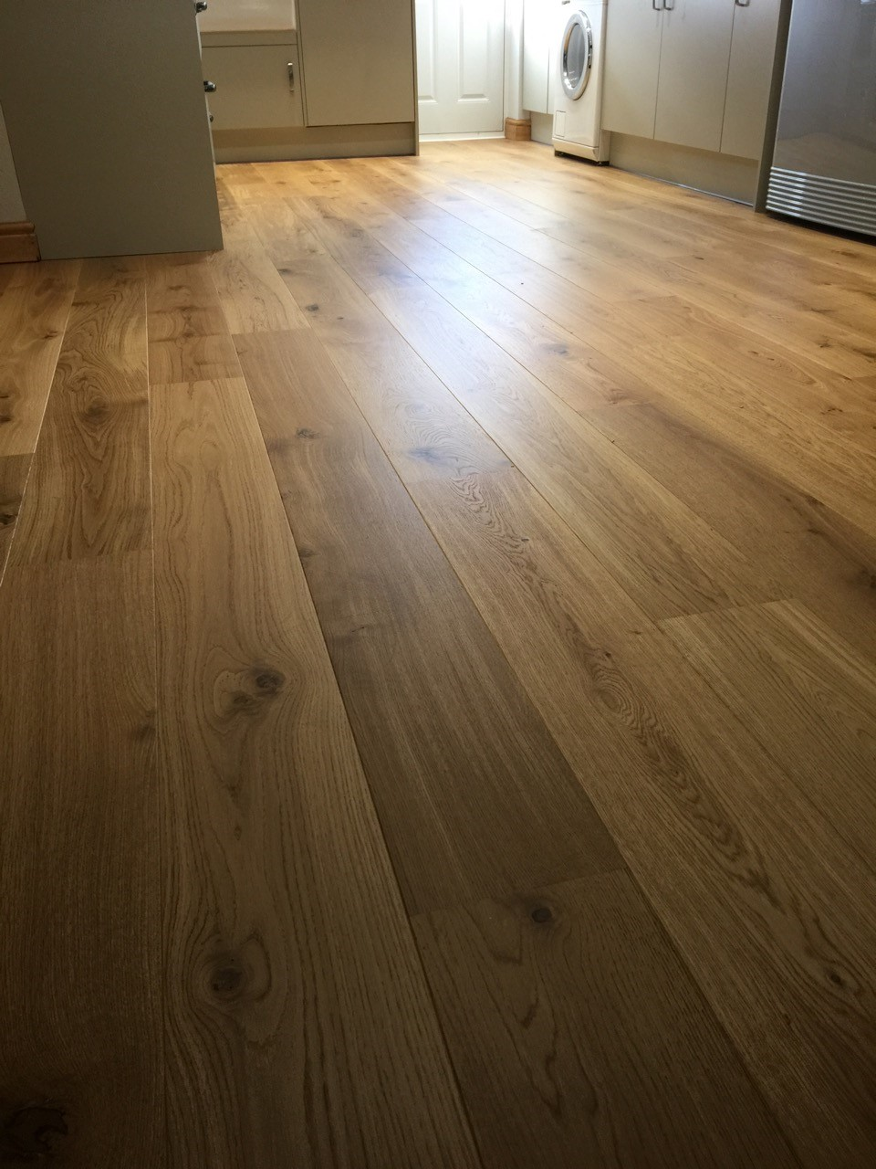 Quick-Step Palazzo 1338 natural heritage oak installed to a home in Lymm