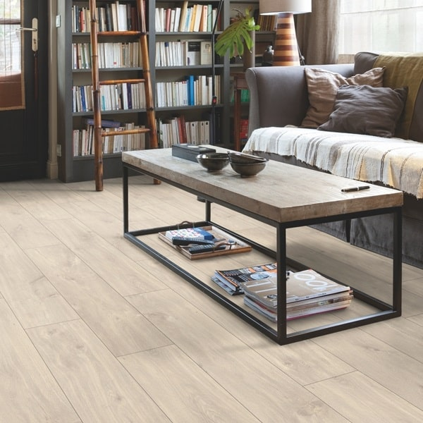Quick-Step Havanna Oak laminate flooring in the Classic range is available from Flooring 4 You Ltd
