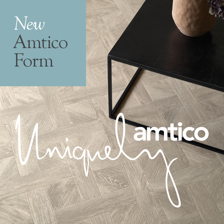 Amtico Form Gotland Oak in Basket Weave pattern is available from Flooring 4 You Ltd in Cheshire