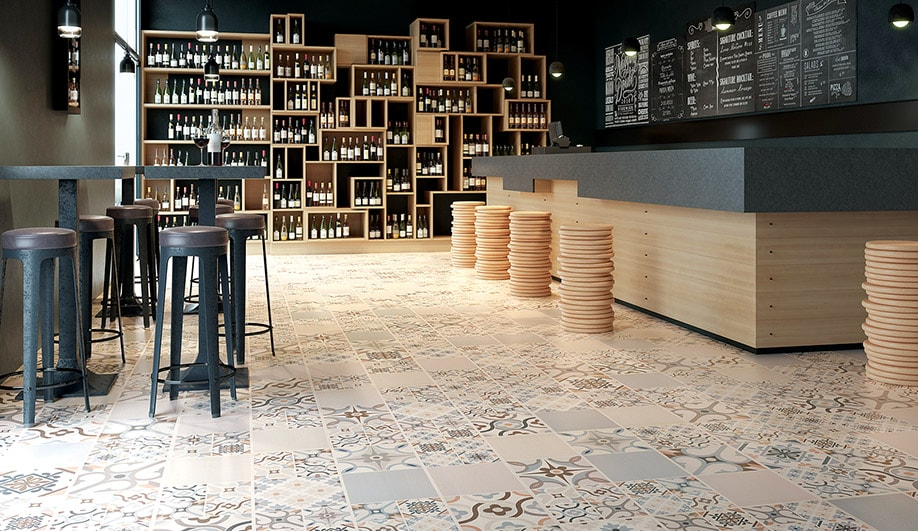Digitally printed cork floors from Granorte available from Flooring 4 You Ltd