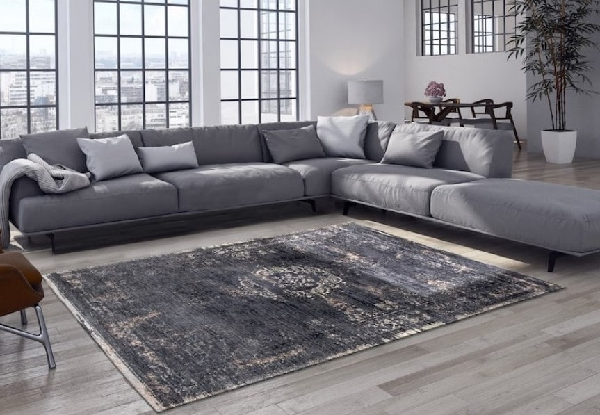 Louis De Poortere Fading World Collection statement rugs available from Flooring 4 You Ltd in Knutsford