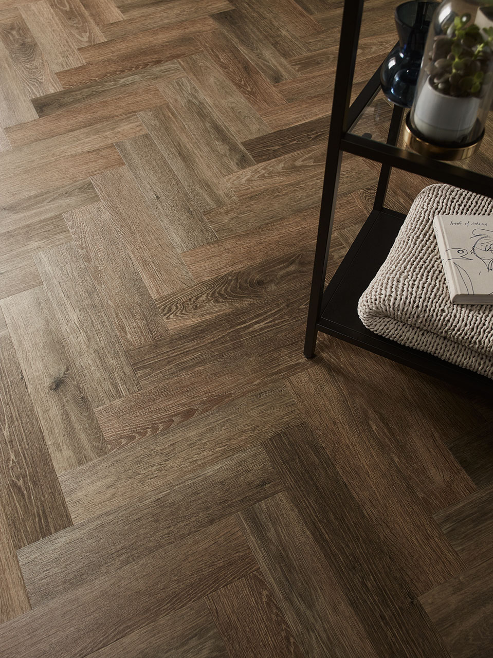 Amtico Spacia parquet in Noble Oak - available from Flooring 4 You Ltd in Cheshire